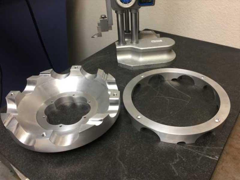 Precision machining Orange County